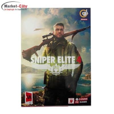 بازی کامپیوتری SNIPER ELITE 4