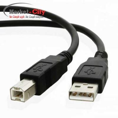 کابل پرینتر 1.5 متری یو اس بی USB